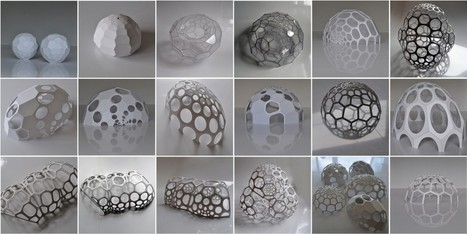 Anne Romme » Archive » SPACEPLATES models | Architecture, design & algorithms | Scoop.it