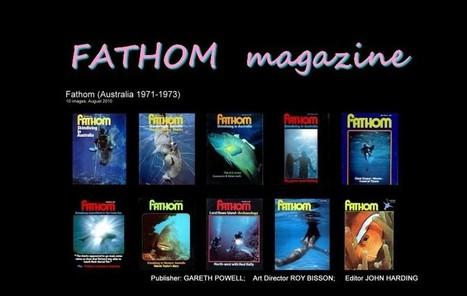 FATHOM mag   Undersea Discoveries   Scoop.it