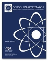 School Library Research (SLR) | American Association of School Librarians (AASL) | School Libraries around the world | Scoop.it