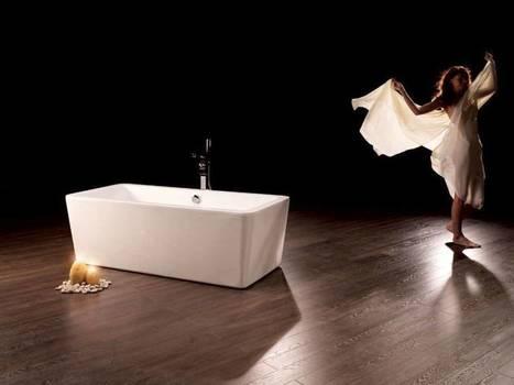 Freistehende Badewanne | Bädermax | Scoop.it