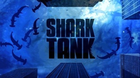 Shark Tank: Reality-TV Versus Reality-VC | IDG Ventures USA | Scoop.it