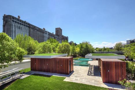 Jardines Bota Bota / MU Architecture - Plataforma Arquitectura | retail and design | Scoop.it