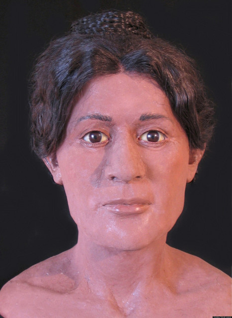 Ancient Egyptian Mummy's Elaborate Hairstyle Recreated In 3D - Huffington Post | England Leicester | Scoop.it