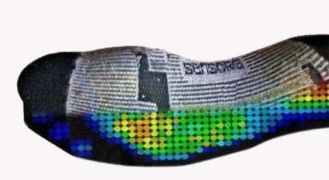 Sensoria: la chaussette intelligente qui accompagne les coureurs   Les innovations de produits et services   Scoop.it