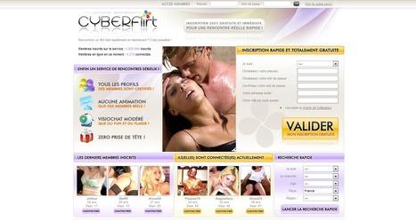 Cyberflirt:La rencontre adulte en live | Les sites de rencontres:Actualité et nouveautés | Scoop.it