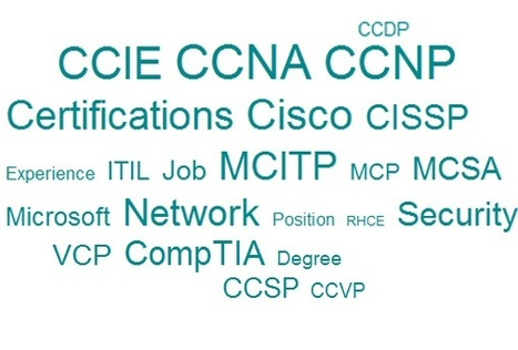Survey: IT certifications lead to jobs, higher pay | Digital Agenda, Future of Work & Skills | Scoop.it