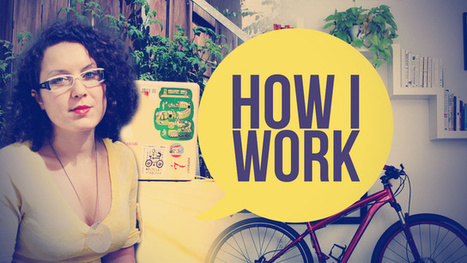 I'm Maria Popova, and This Is How I Work | Brainfriendly, motivating stuff for ESL EFL learners | Scoop.it