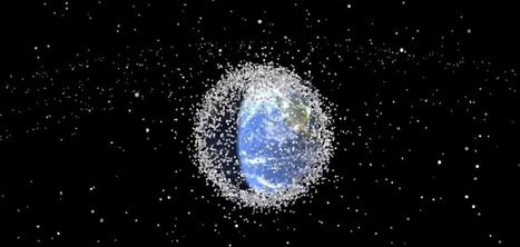 This simulation shows how much space junk is orbiting Earth | Teaching websites | Scoop.it