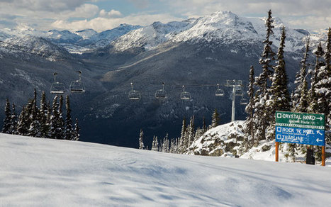 Early opening for Whistler with plenty of alpine snow - Pique Newsmagazine   Whistler, BC, Canada   Scoop.it