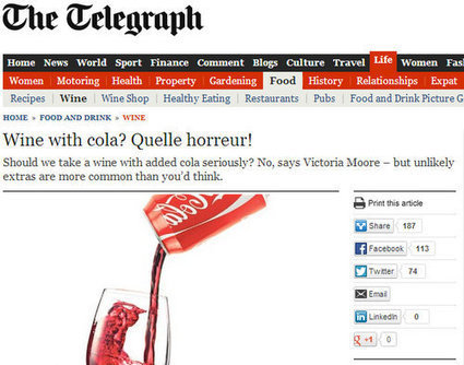 Are flavoured wines a good thing, or completely evil?   Vitabella Wine Daily Gossip   Scoop.it