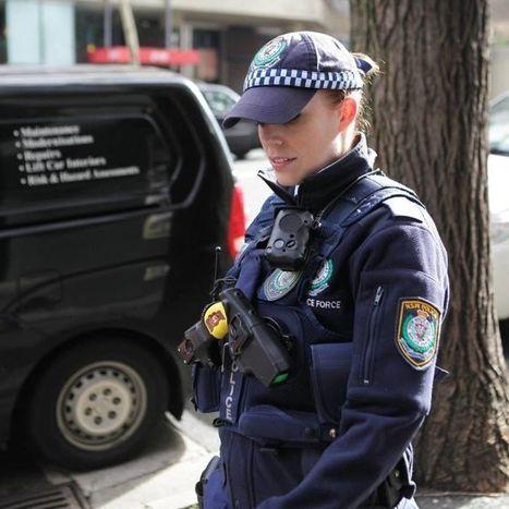 NSW police get body-mounted video cameras   Surveillance Studies   Scoop.it