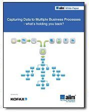 AIIM - Capturing Data to Multiple Business Processes | Enterprise Content Management | Scoop.it