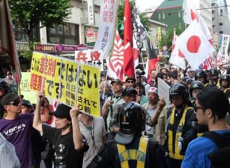 Rallies dent business in Koreatown | Socio-economic issues of Japan | Scoop.it