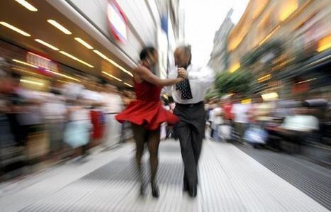 How Dancing Changes The Brain | naturopath | Scoop.it