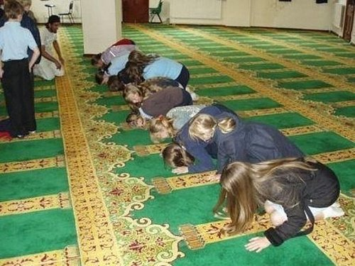 Islamic studies soon to be forced down the throats of British schoolchildren