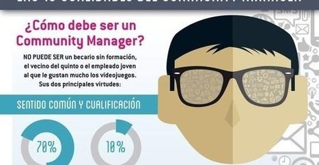 Trece cualidades que debe tener el Community Manager (infografía) | Al calor del Caribe | Scoop.it