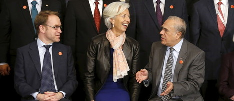 Christine Lagarde: Women need 'skin as thick as a crocodile' to make it to top | Women in Business | Scoop.it