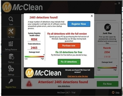 Effectively Remove McClean – How to Delete McClean? | Help Remove Spyware and Viruses | Scoop.it