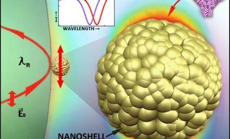 Single Molecule Label-Free Cancer Marker Detection | Amazing Science | Scoop.it