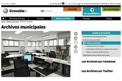 Archives de Grenoble : l'état civil est en ligne de 1543 à 1912 | Généalogie et histoire, Picardie, Nord-Pas de Calais, Cantal | Scoop.it