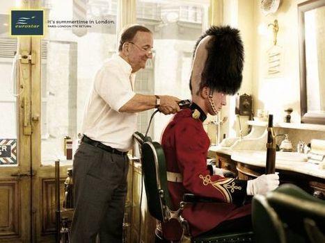 Eurostar: The barber - Best Designs Award | ■Marketing Creativo - ADV - Campaign | Scoop.it