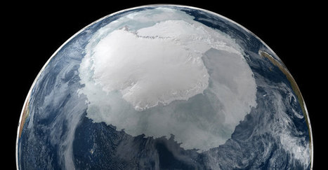 This Image Really Puts the Size of #Antarctica Into Perspective. | Why Geology Rocks | Scoop.it