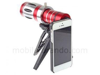 Nouvel accessoire iPhone 5 : le zoom x20 ! | Reves aventures | Scoop.it