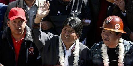 Economie : La Bolivie augmente le salaire minimum et tous les fonctionnaires   Amérique Latine : entre croissance et territoires en marge, une zone au développement inégal.   Scoop.it