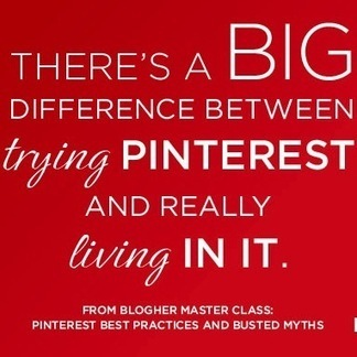 How to get the most out of Pinterest (free master class) | Brand-Journalist.com on Scoop.It | Scoop.it