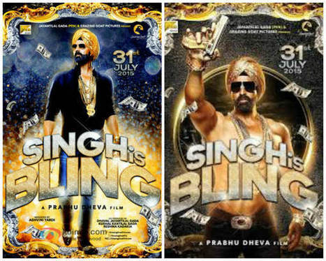 Singh is Bling Wiki Cast Crew,Story, poster Review | celebrity movies | Scoop.it