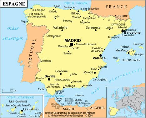 Fini le français à l'école pour les petits Espagnols?   CRAKKS   Scoop.it