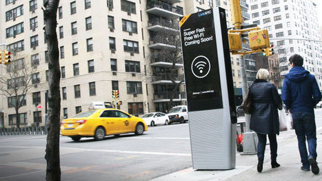 Inside the Tech Behind New York's Monstrously Fast Gigabit Wifi | digital marketing strategy | Scoop.it