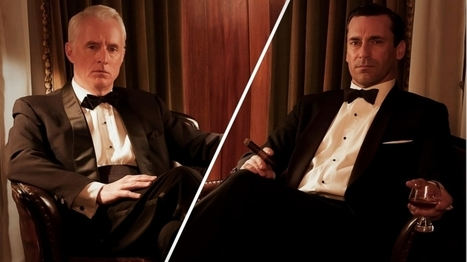 5 Things Mad Men Taught Us About Leadership | Surviving Leadership Chaos | Scoop.it