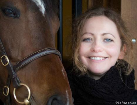 Cambremer Zuzanna Lupa est sollicitée par les plus grands pour ses photos de chevaux | Salon du Cheval | Scoop.it