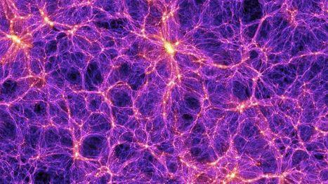 Les trous noirs supermassifs seraient nés grâce à la matière noire | Beyond the cave wall | Scoop.it