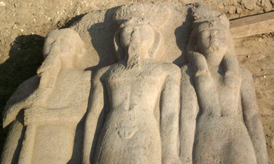 Life-size statue of king Ramses II found in Sharkiya - #AncientEgypt | Aladin-Fazel | Scoop.it