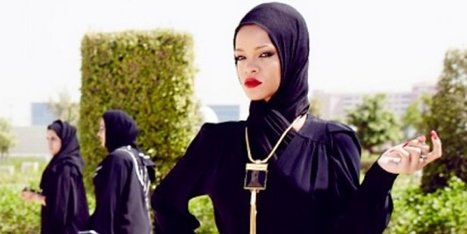 LOOK: How Offensive Was Rihanna's Mosque Photo Shoot? | Asia | Scoop.it