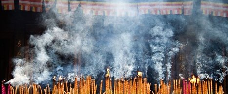 Incense could be more harmful than cigarette smoke, researchers find | My PLE on the Web | Scoop.it
