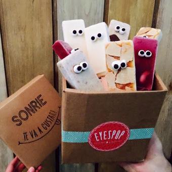 Ojos Helados Gourmet EYESPOP Guatemala   CorpoEventos   Scoop.it