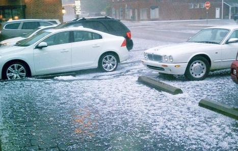 County plummeted by hail | Clay County Progress | North Carolina Agriculture | Scoop.it