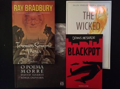 Resumo de Leituras – Janeiro de 2016 (3) | Ficção científica literária | Scoop.it