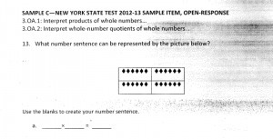 Comparison of new and old state tests hint at challenge to come | GothamSchools | Oakland County ELA Common Core | Scoop.it