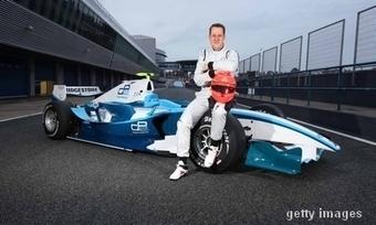 Les GP2 aussi rapides que les F1 en début de saison ? | Motorsport, sports automobiles, Formula 1 & belles voitures | Scoop.it