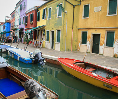 Top 5 places to visit via water taxi in Venice | Italia Mia | Scoop.it