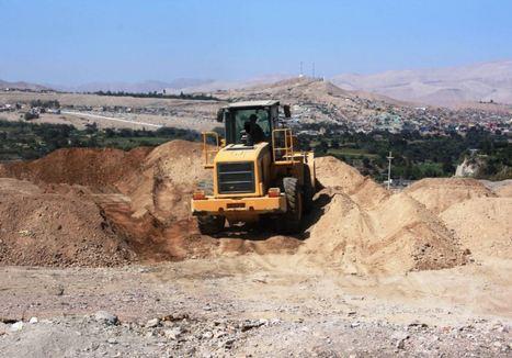 Conalvias construirá de 23 km. en asfaltado de carretera en Moquegua   Conalvias Perú   Scoop.it