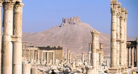 Ahora en manos de ISIS, la antigua Palmira alguna vez fue rica y poderosa | Mundo Clásico | Scoop.it