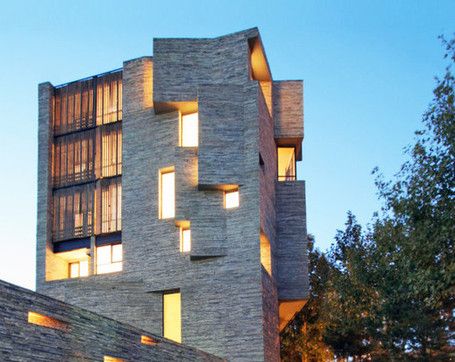 Iran Apartment No. 1: A Condo Made-a Stone-a | Ecological Construction | Scoop.it