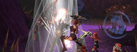DC Universe Online Sons of Trigon Brings Wonder Woman, Celestial Power | Marvel Heroes MMO Guide | Scoop.it