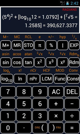 Scientific Calculator adfree v2.8.9 (paid) apk download | ApkCruze-Free Android Apps,Games Download From Android Market | gfh | Scoop.it