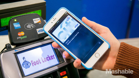 Just how big is the Apple Pay mobile payment pie? | web digital strategy | Scoop.it